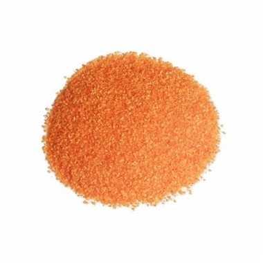 Origineel oranje artikel zand 210gr